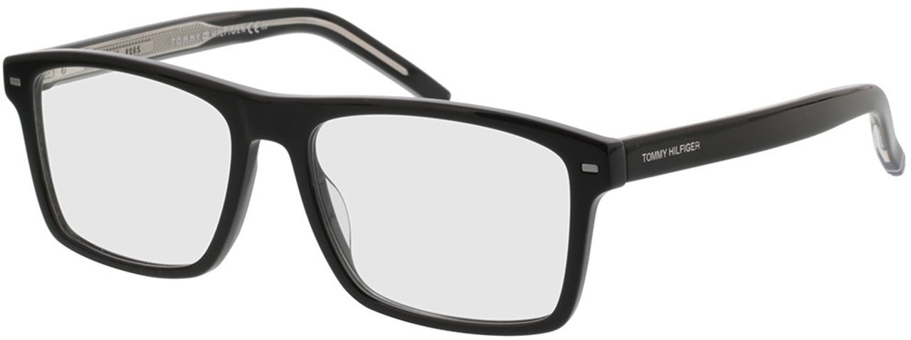 Picture of glasses model Tommy Hilfiger TH 1770 807 55-17 in angle 330