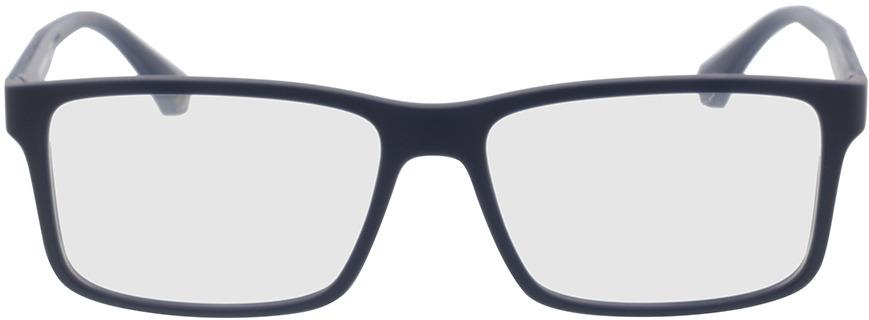 Picture of glasses model Emporio Armani EA3038 5754 56-16 in angle 0