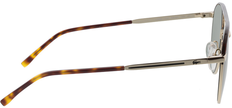 Picture of glasses model Lacoste L228S 714 52-21 in angle 90