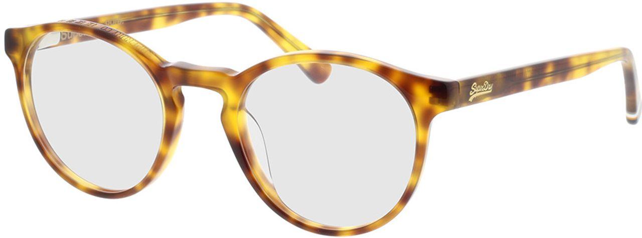 Picture of glasses model Superdry SDO Goro 102 havanna 48-21 in angle 330