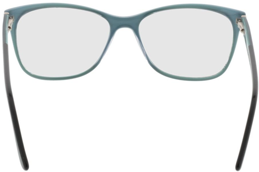Picture of glasses model Comma70016 50 türkis/schwarz 52-15 in angle 180