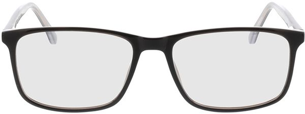 Picture of glasses model Gotland-black in angle 0