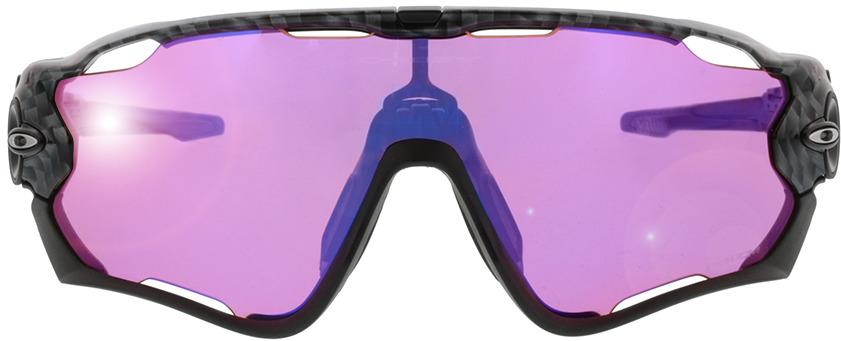 Picture of glasses model Oakley Jawbreaker OO9290 25 31-131 in angle 0