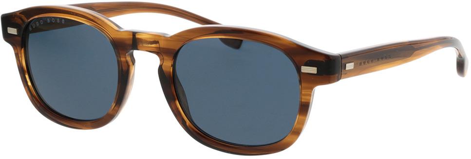 Picture of glasses model Boss BOSS 0999 KVI*KU 49-22 in angle 330
