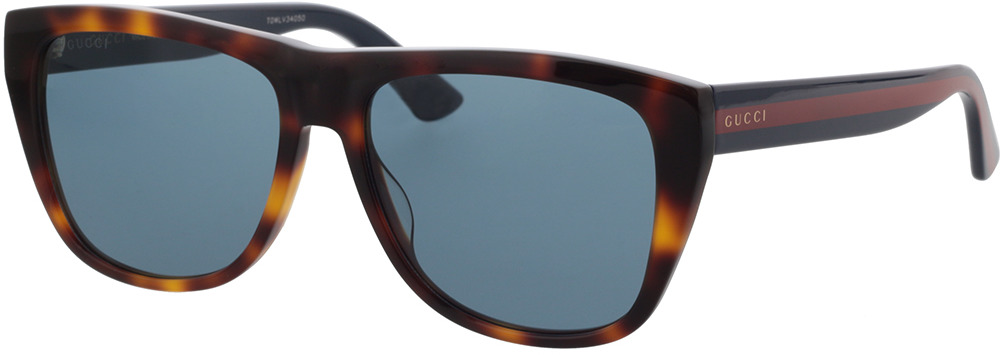 Picture of glasses model Gucci GG0926S-002 57-16 in angle 330