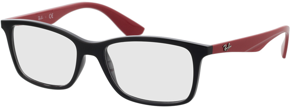 Picture of glasses model Ray-Ban RX7047 2475 54-17 in angle 330
