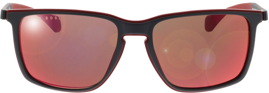 Picture of glasses model Boss BOSS 1114/S 34N 57-18 in angle 0