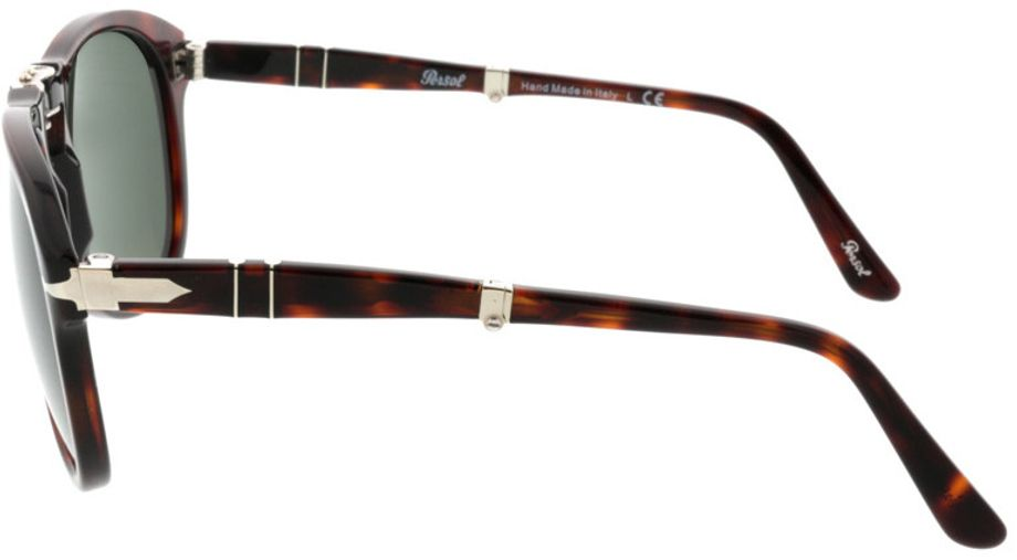 Picture of glasses model Persol Folding PO0714 24/31 54-21 in angle 270