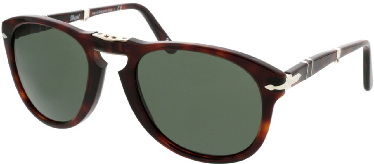 Picture of glasses model Persol Folding PO0714 24/31 54-21 in angle 330