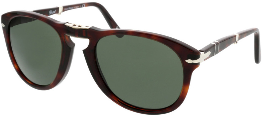 Picture of glasses model Persol Folding PO0714 24/31 54 21 in angle 330