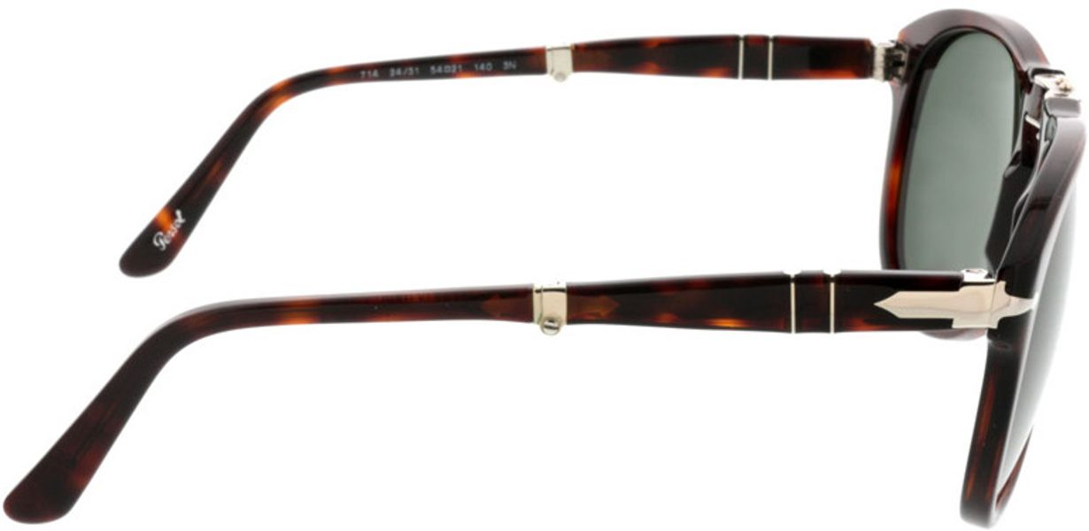 Picture of glasses model Persol Folding PO0714 24/31 54-21 in angle 90