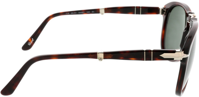 Picture of glasses model Persol Folding PO0714 24/31 54 21 in angle 90