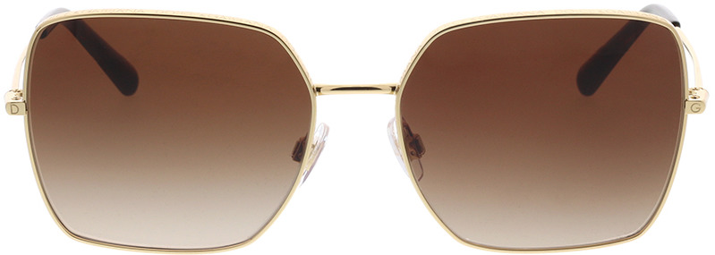 Picture of glasses model Dolce&Gabbana DG2242 02/13 57-16 in angle 0