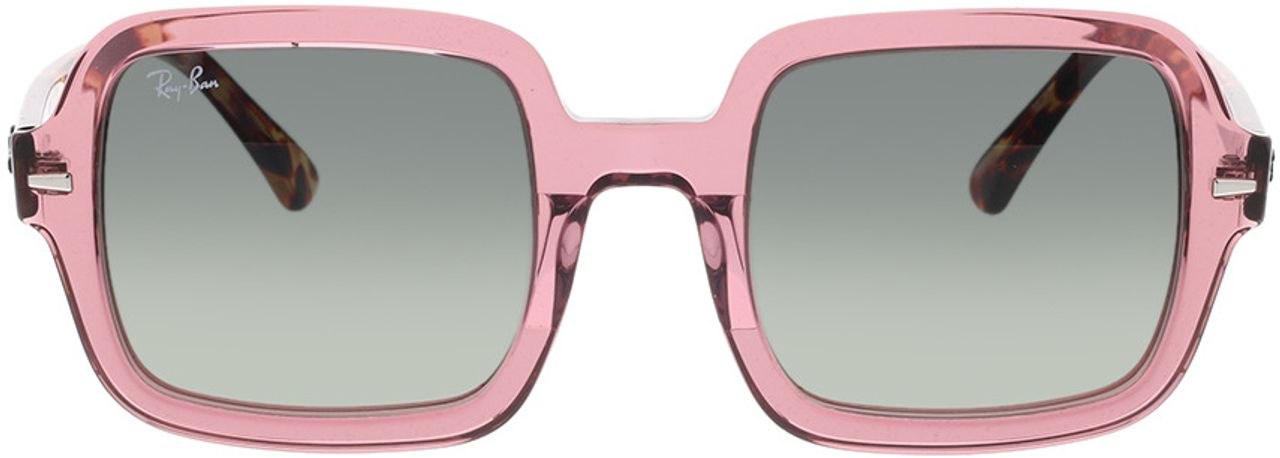 Picture of glasses model Ray-Ban RB2188 130271 53-24 in angle 0