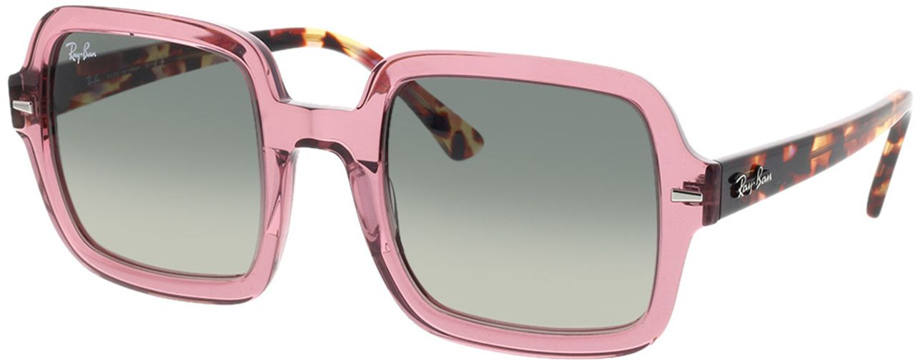Picture of glasses model Ray-Ban RB2188 130271 53-24 in angle 330