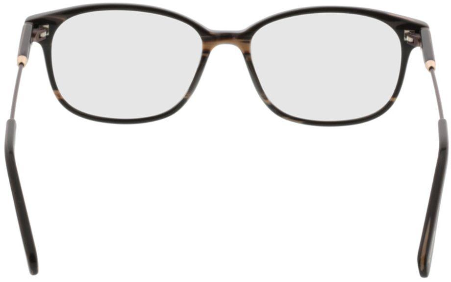 Picture of glasses model Comma70027 60 braun 53-16 in angle 180