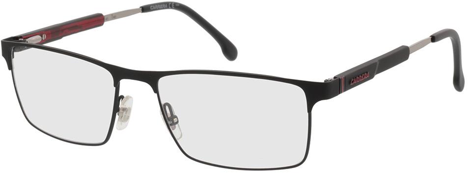 Picture of glasses model Carrera CA 8833 0003 56-17 in angle 330