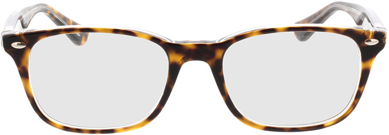 Picture of glasses model Ray-Ban RX5375 5082 51-18 in angle 0