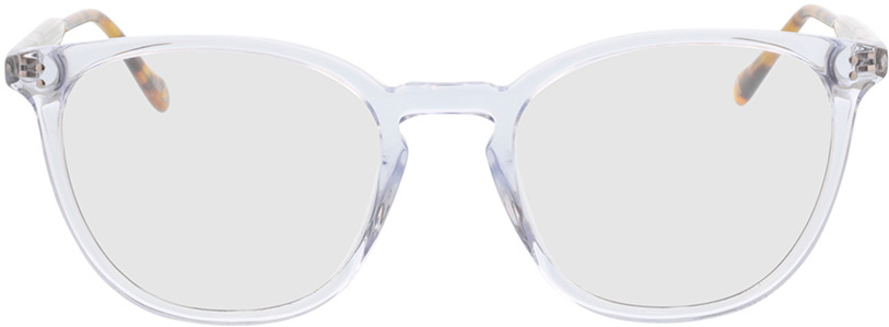 Picture of glasses model Opua-transparent/havana in angle 0