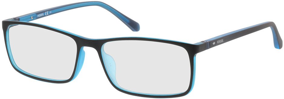 Picture of glasses model Fossil FOS 7044 RCT 55-16 in angle 330