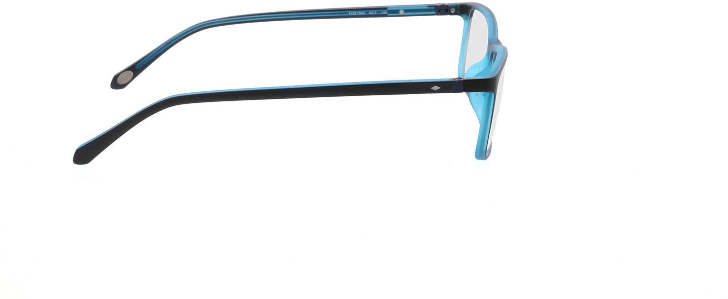 Picture of glasses model Fossil FOS 7044 RCT 55-16 in angle 90