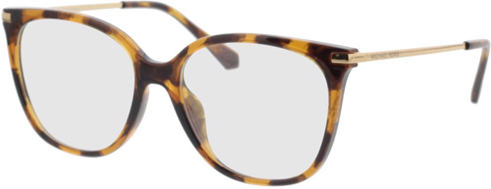 Picture of glasses model Michael Kors MK4084U 3006 54-16 in angle 330