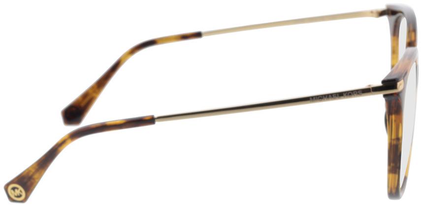 Picture of glasses model Michael Kors MK4084U 3006 54-16 in angle 90