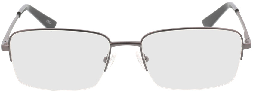 Picture of glasses model Foxton-anthracite mat in angle 0