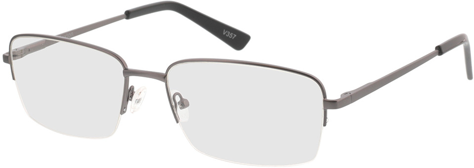 Picture of glasses model Foxton-anthracite mat in angle 330
