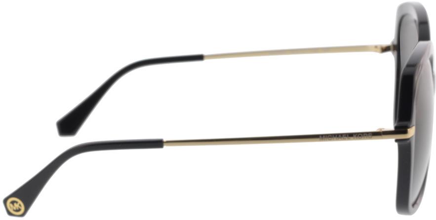 Picture of glasses model Michael Kors MK2149U 33328G 56-17 in angle 90