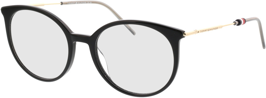 Picture of glasses model Tommy Hilfiger TH 1630 807 51-19 in angle 330