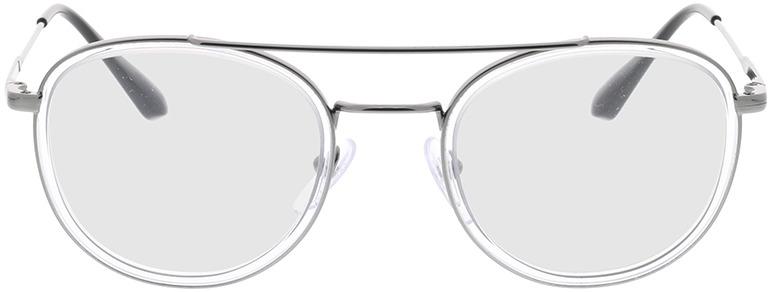 Picture of glasses model Prada PR 66XV 07A1O1 49-22 in angle 0
