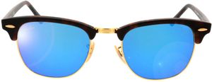 Picture of glasses model Ray-Ban Clubmaster RB3016 114517 51-21