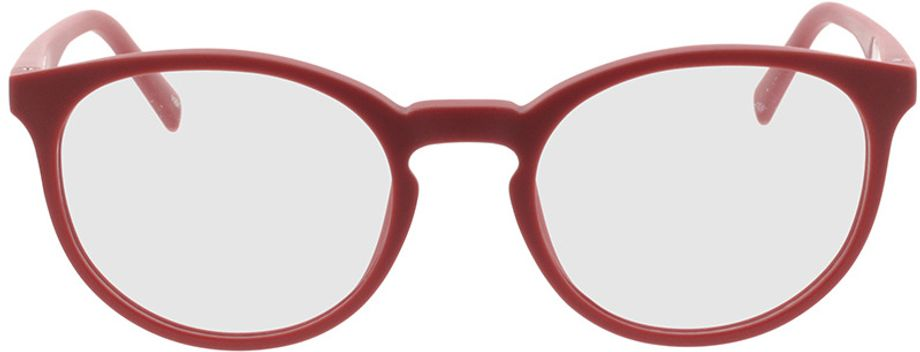 Picture of glasses model Picea-rot in angle 0