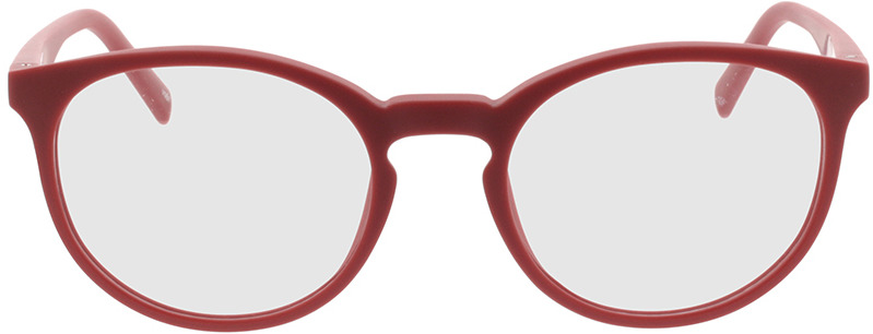 Picture of glasses model Picea-rouge in angle 0