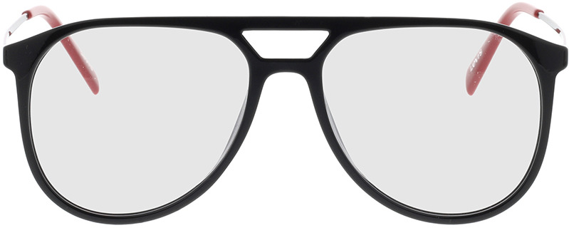 Picture of glasses model Levi's LV 1000 OIT 55-16 in angle 0