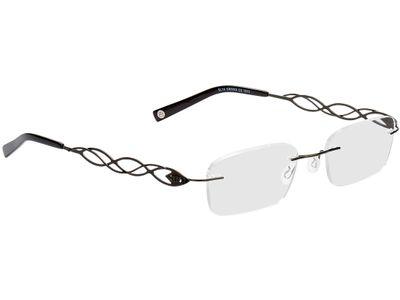 Brille Ballina-schwarz