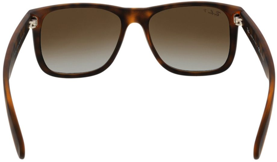 Picture of glasses model Ray-Ban Justin RB4165 865/T5 54-16 in angle 180