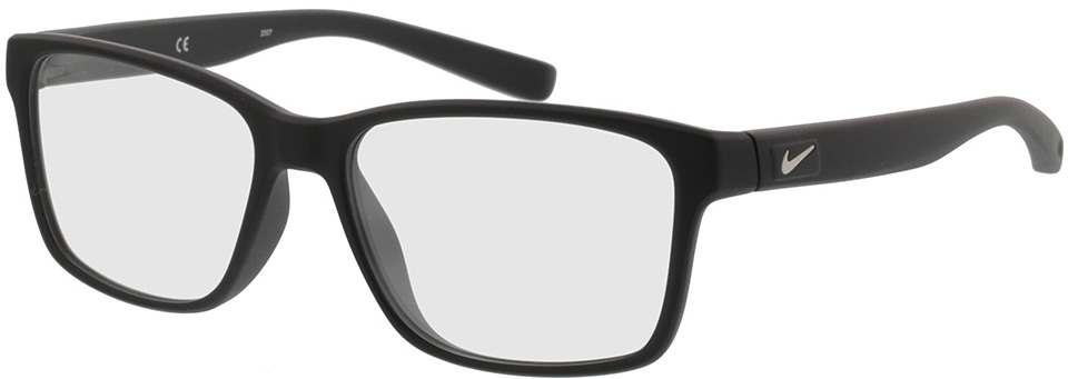 Picture of glasses model Nike NIKE 7091 001 54-16 in angle 330