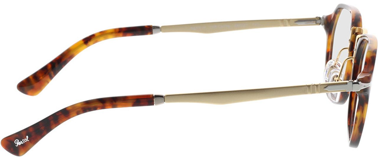 Picture of glasses model Persol PO3243V 108 48-21 in angle 90