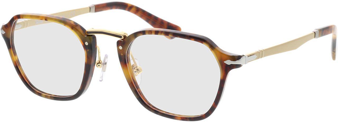 Picture of glasses model Persol PO3243V 108 48-21 in angle 330