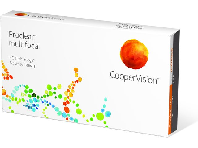 Proclear Multifocal 6er Box (D)