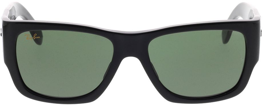 Picture of glasses model Ray-Ban Nomad RB2187 901/31 54-17 in angle 0
