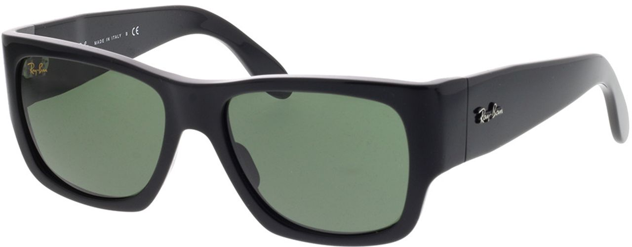 Picture of glasses model Ray-Ban Nomad RB2187 901/31 54-17 in angle 330