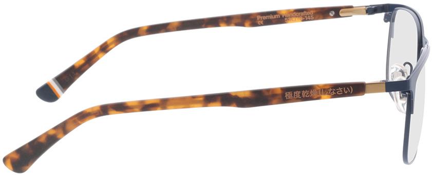Picture of glasses model Superdry SDO Harrington 006 dark blue/havana 53-18 in angle 90
