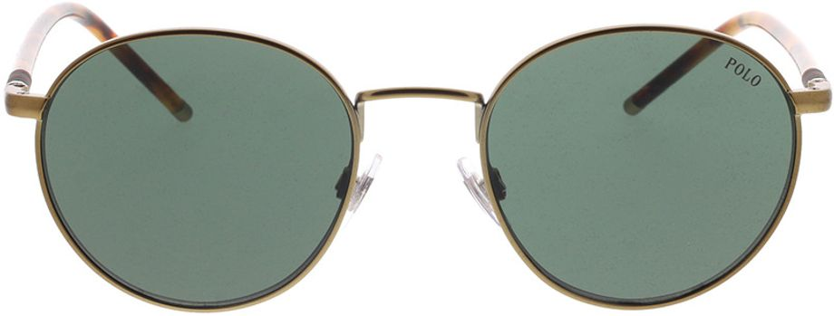 Picture of glasses model Polo Ralph Lauren PH3133 932471 51-20 in angle 0