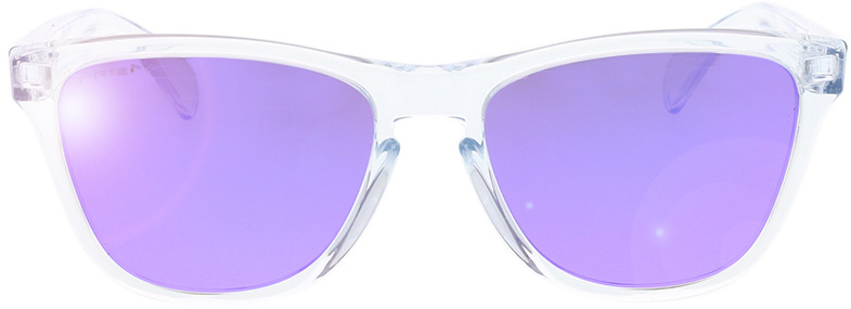 Picture of glasses model Oakley Frogskins XS OJ9006 14 53-16 in angle 0