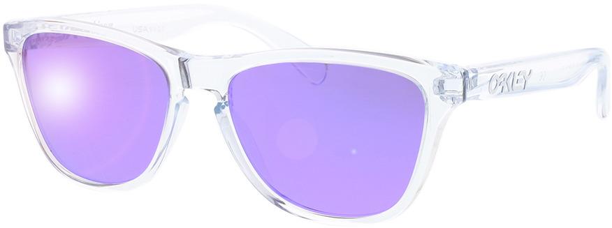 Picture of glasses model Oakley Frogskins XS OJ9006 14 53-16