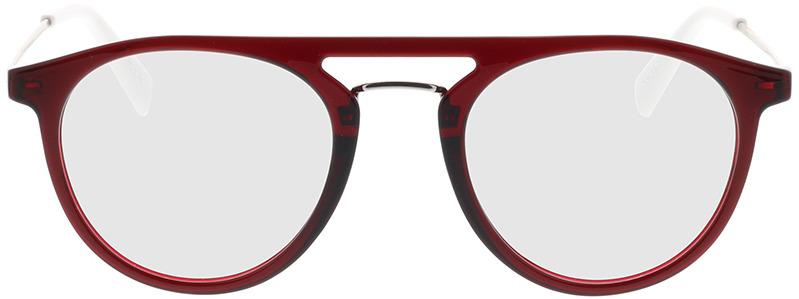 Picture of glasses model Levi's LV 1001 3KJ 49-21 in angle 0