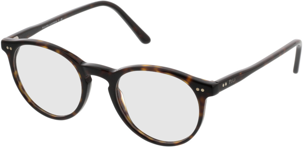 Picture of glasses model Polo Ralph Lauren PH2083 5003 48-20 in angle 330